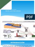 Planta Hidroeléctrica de Curumuy