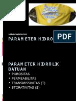 03 Parameter Hidrolika