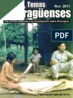 Revista de temas nicaragüenses No.43