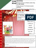 newsletter-circus