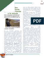 Noticia Los Andes Siembra Lluvia Para Hacer Frente a La SequíA