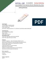 Geniatech  A681 Specification