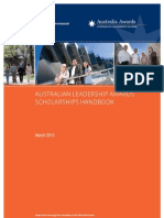 Ausaid Scholar Handbook