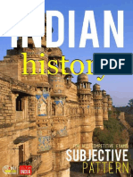 Indian History Subjective Planet Knowledge Publications