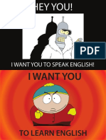 English Posters