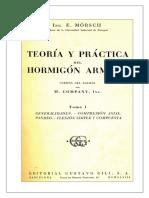 TEORIA Y PRACTICA HORMIGON