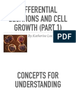 differential equations and cell growth part 1 pdf