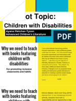 advanced childrens hot topic children with disabilities