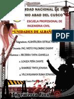 Monografia - Unidades de Albañileria