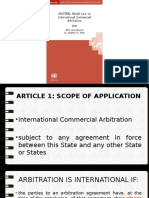 ADR Report on UNCITRAL First Part v2