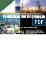 Perubahan Izin Lingkungan