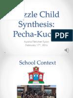 puzzle child synthesis pecha kucha