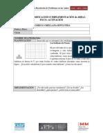 ARPA 2 Informe Planificacion Implementacion