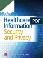 Healthcare Information Security - Sean Murphy