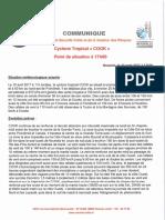 communiqué DSCGR du 10_04_2017 à 17 h COOK