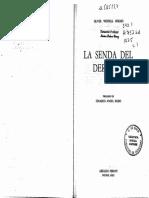 Holmes - La senda del derecho.pdf