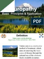 Basic Concept Nature Cure