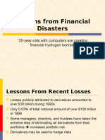 (Wk 2) RM - Lessons From Financial Disasters(1) (2)