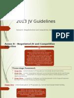 2013 JV Guidelines Annex B.pptx