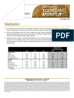NBC Financial Group Monthly Eco Monitor JUL_AUG