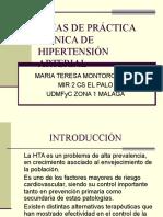 HTA en paciente asintom+ítico