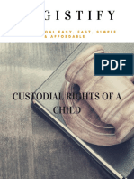 A Legal Guide to Custodial Rights of a Child - Legistify
