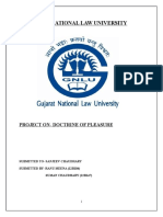Service Law Project SUMAN RANU