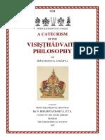 Catechism of Vaishnavism