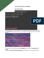 Koha Live DVD Installation Manual