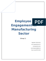 Employee Engagement in Manufacturing Sector (1).doc