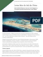 2015 02 23 Pequim Transforma Mar Do Sul Da China DW 4p