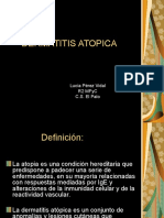 Mi Sesion de Dermatitis Atopica