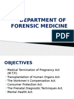 Forensic Ppt Acts