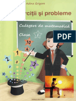 'Docslide.net 160179790 750 Exercitii Si Probleme Clasa 1 PDF 1