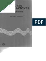 Teoría de Vibraciones Thomson. Mecánica.