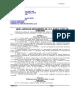 LEI DE REMUNERAÇAO 4491 73