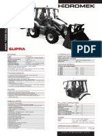 Buldoexcavator Hidromek HMK 102 B Supra