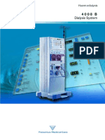Fresenius Manual 4008B