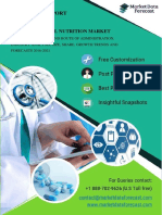 Global Clinical Nutrition Market Study, Insights, Opinions and Forecasts to 2021