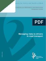 Managing Risks Drivers