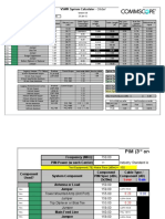 PIM and VSWR System Calculator_Sept 2012