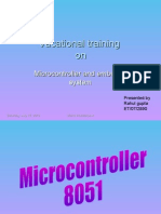 Rahul Gupta Microcontroller 8051