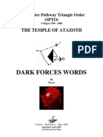 The Temple of Atazoth