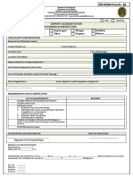App Form New Grower/Farmer BPI-PQS