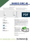 Caldera DeDietrich Naneo EMC-M