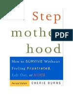 Scarica Il Libro Stepmotherhood Di Cherie Burns PDF