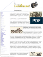 historia de moto Ace