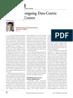 Designing Data Centric Datacenters