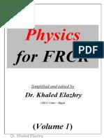 Phys-FRCR Vol 1