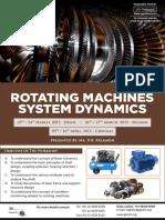 Rotor Dynamics of fan